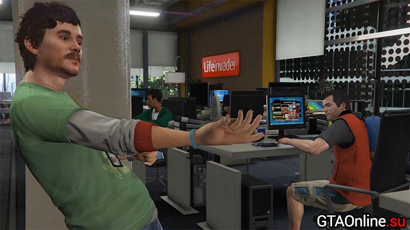 Профилактика сервера GTA Online