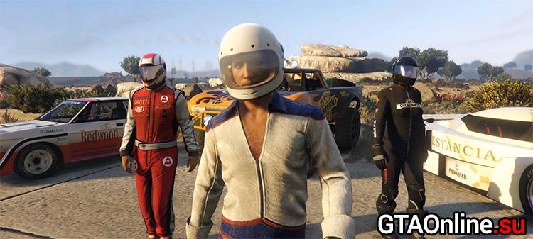 Официальный трейлер от Rockstar Games к выходу обновления Лихачи и трюкачи